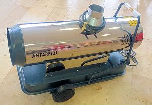 Ölheizung Antares 25