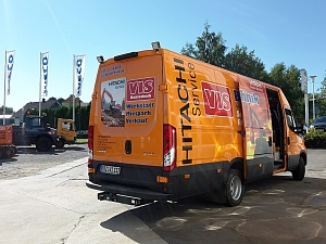 VIS Bautechnik mobile Pannenhilfe